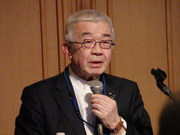 和歌山県立医科大学名誉教授 畑埜 義雄先生による特別講演