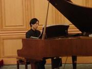 ソロピアノ演奏 小平 智文先生
