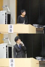 (上)大塚 仁美先生 (下)神戸 直哉先生