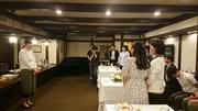 レストラン澤田にて歓迎会が行われました