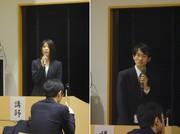 (左)廣瀬 智重先生、(右)相場 一馬先生